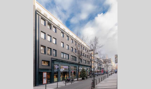 Fassadensanierung Breitestraße