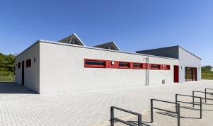 Neubau Sportlerheim Dormagen