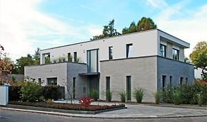 Neubau Stadtvilla Müngersdorf, Köln