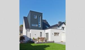 Erweiterung Einfamilienhaus, Bornheim