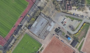 Sanierung Sporthalle Südstadion, Köln